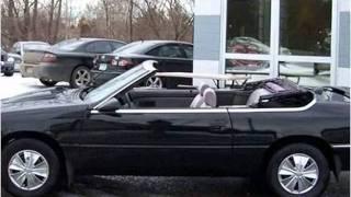 1992 Chrysler LeBaron Used Cars Somerset WI