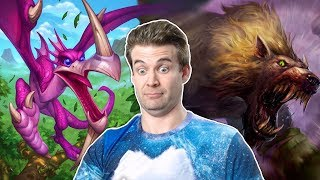 (Hearthstone) Aggro Druid and Angry Birds