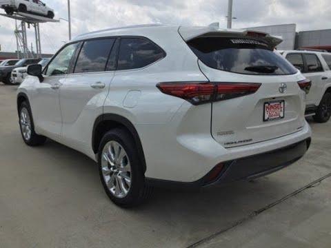 Vừa nhập về mẫu 7 chổ của Toyota với nhiều công nghệ hiện đại_Thế Giới Xe