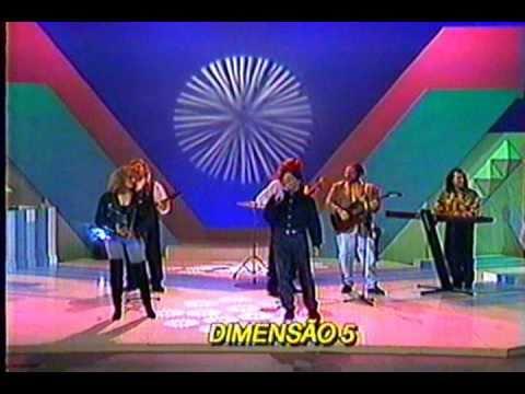 TV Raul Gil Dimensão 5 1996