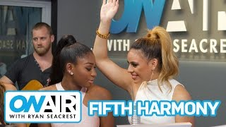 Fifth Harmony Answers Fan Questions | On Air with Ryan Seacrest