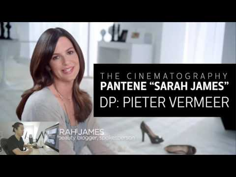 The Cinematography of Pantene