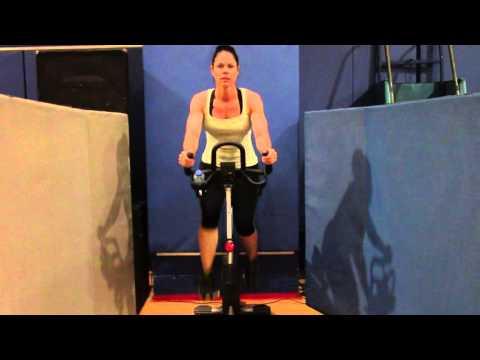 TUF Fitness Spin Coach Miriam