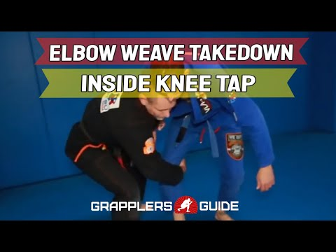 Vladislav Koulikov - Elbow Weave Takedown Series - Inside Knee Tap