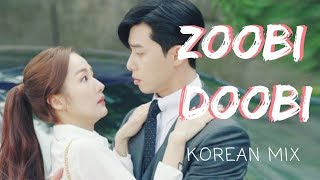 ZOOBI DOOBI | What's Wrong With Secretary Kim? | Korean Mix | Park Min-Young | Park Seo-Joon |