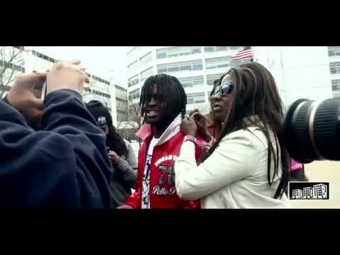 Chief Keef - Released from Jail (Part 1)