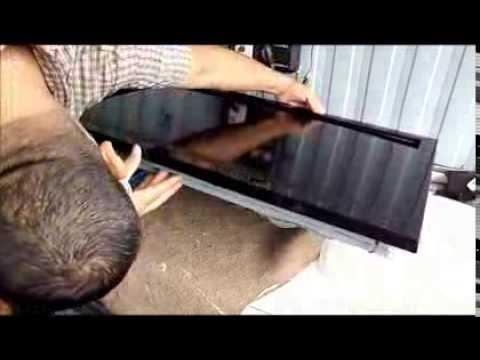 Televisor lcd a leds doovi for Reparar pantalla televisor samsung
