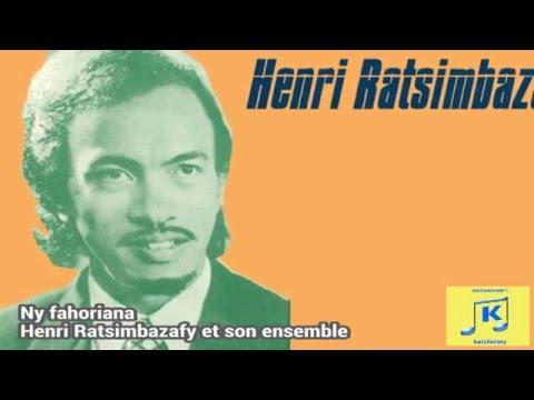 Henri Ratsimbazafy Ny fahoriana