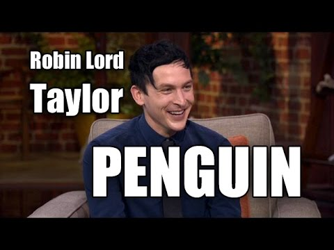 Robin Lord Taylor Talks About Becoming