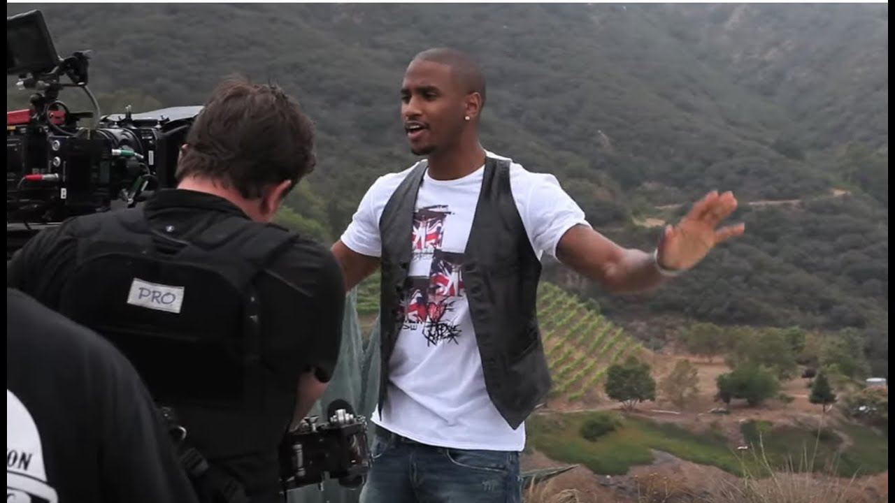 """Download Trey Songz - """"Simply Amazing"""" Video Shoot [Behind the Scenes]"""