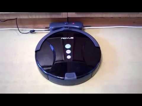 Робот - пылесос Rovus Smart Power DeLux