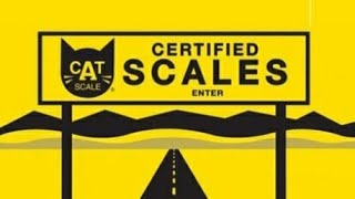 Prime Inc. Review weigh my truck CAT scale app.