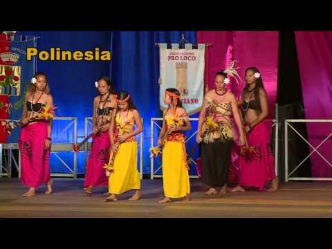 Il Folklore Internazionale Ortezzano 2016