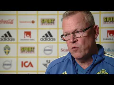 """Janne Andersson: """"En bra genomkörare för oss"""" - TV4 Sport"""