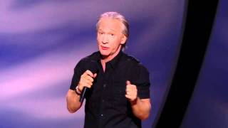 Bill Maher...But I'm Not Wrong - Government Saves Us All (HBO)
