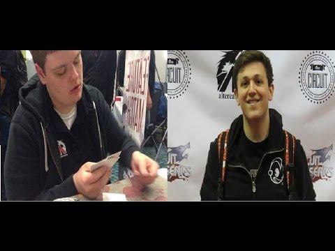 Patrick Hoban (Sylvans) vs Aaron Furman (HAT) ARG Player Championship (intch95) YuGiOh!