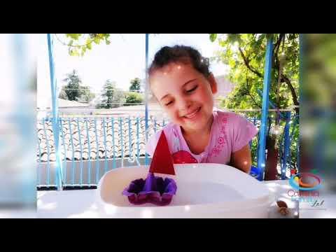 Lavoretto per bambini: come fare una barchetta