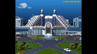 Nairobi International Convention Centre (NICC) - Project Presentation