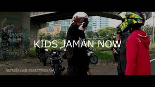 Video Clip Parody KIDS JAMAN NOW Motovlogger Version