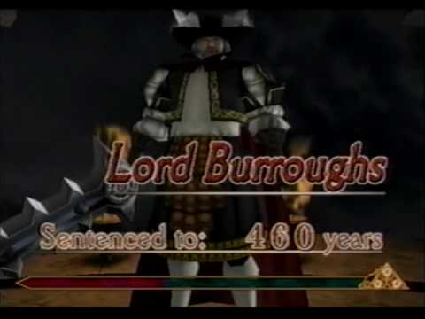 PS2 Clock Tower 3 - Last Boss (Clear Mode) + Ending