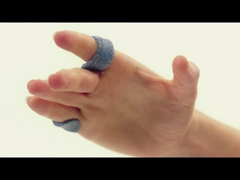Yoke orthosis index finger - Orficast Instructional Movie 11