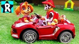 Щенячий Патруль НА ЗАДАНИИ PAW Patrol все серии подряд Видео для Детей Малышей Щенячий Патруль