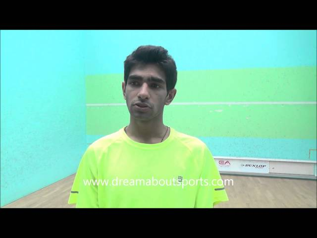 Rising stars - Kush Kumar Squash