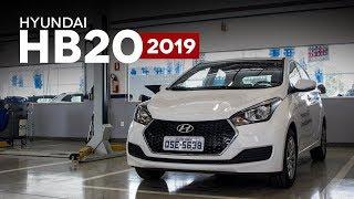 Um dos carros mais vendidos do Brasil: saiba tudo sobre o HB20 Comfort Plus 2019