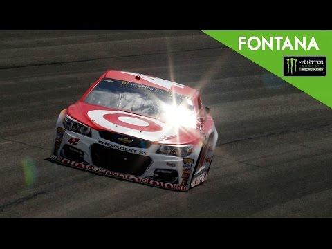 Monster Energy NASCAR Cup Series- Full Race -Auto Club 400