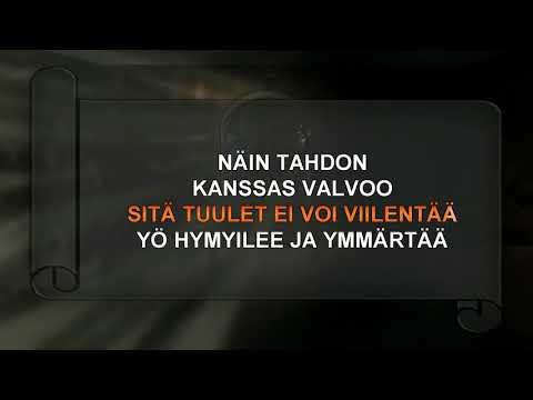 YÖ SAA ODOTTAA - karaoke