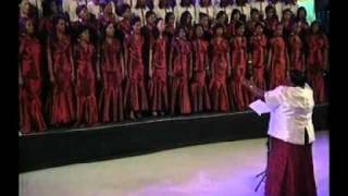 Bel canto Voices sining Isidlo se Nkosi by CT Ncobe