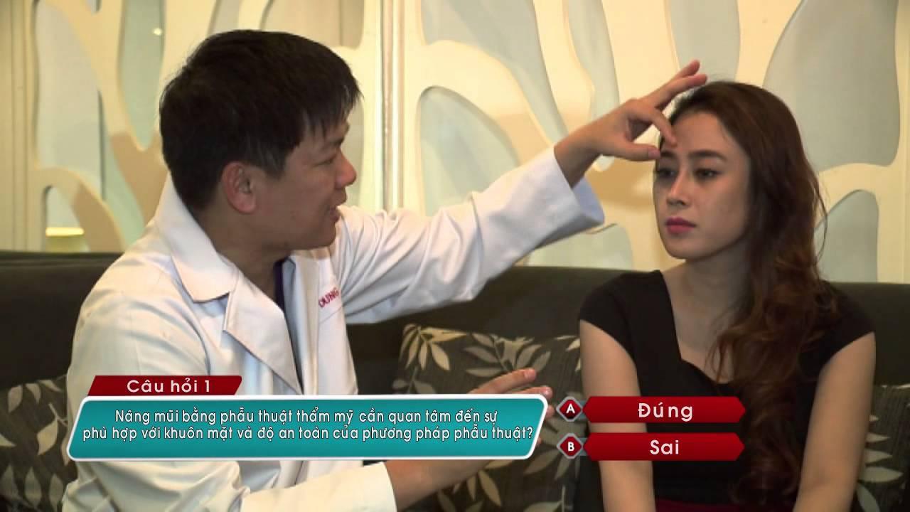 Bác sĩ sửa mũi s line đẹp uy tín nhất tại Sài Gòn TPHCM| Nâng mũi JW
