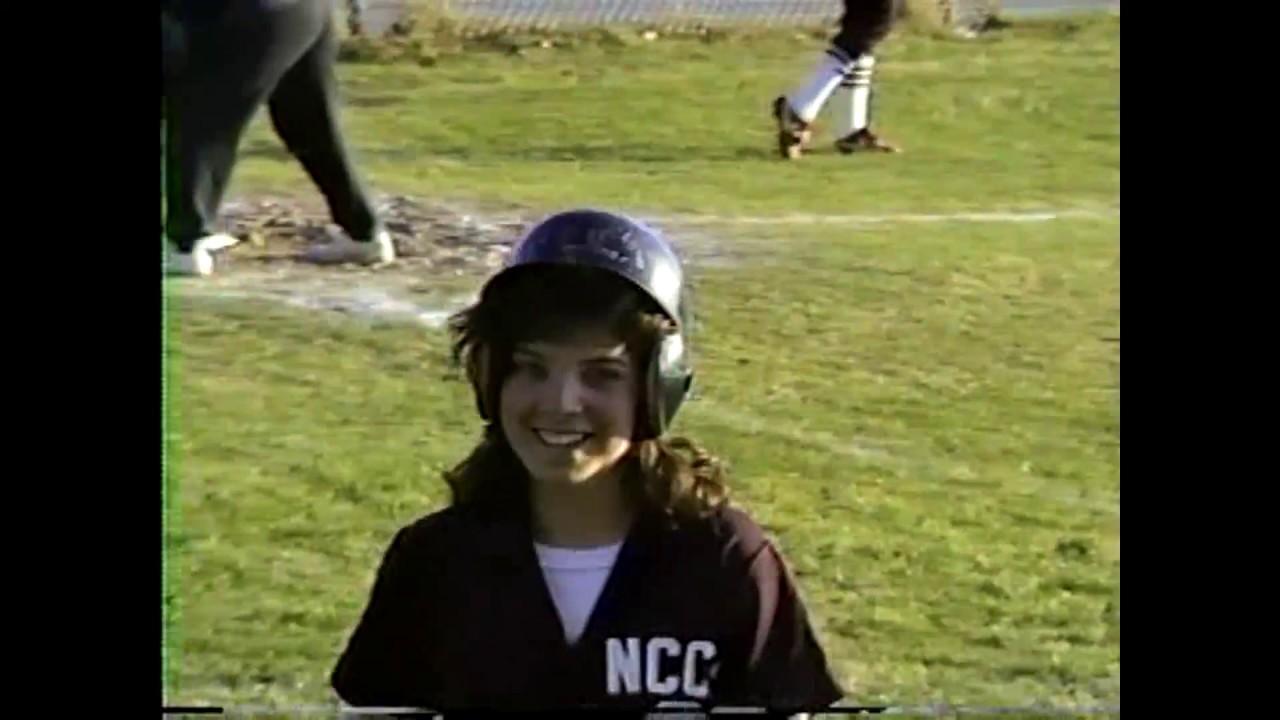 NCCS - AuSable Valley JV Softball  4-14-87