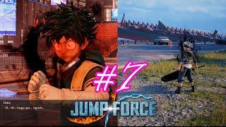 Peleas Súper Difíciles :V | Jump Force #7