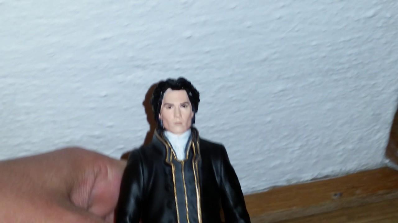 Sleepy Hollow Sixth Scale Action Figure Medicom Toys Ichabod Crane Johnny Depp