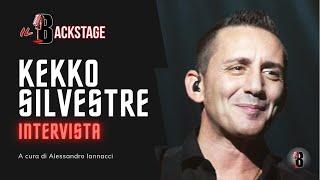 LIVE IN BOLOGNA intervista Kekko Silvestre dei Modà (2/12/2016)
