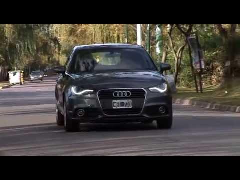 Audi A1 Sportback 1.4 TFSI - Test - Matías Antico