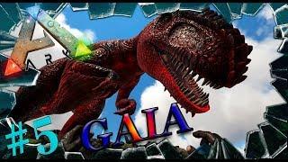 ARK: Survival Evolved Divine птер и красная вива мод Gaia #5 (моды в Арк Сурвайвал)