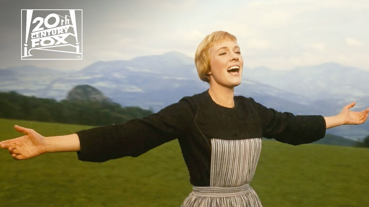 The Sound Of Music The Sound Of Music Clip Fox Family Entertainment Youtube