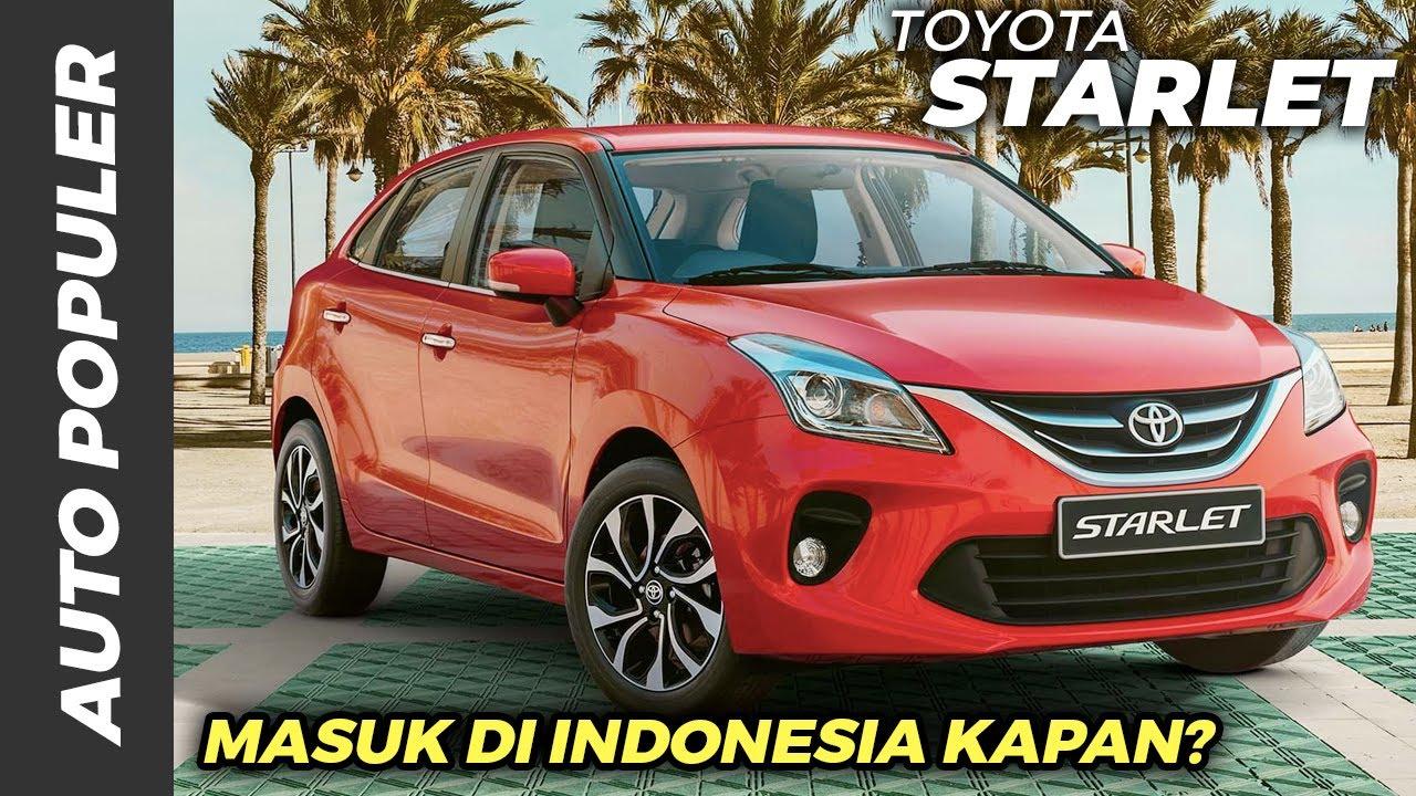 Gunakan Spesifikasi Suzuki Baleno, Toyota Starlet Bangkit Kembali!