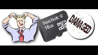 How To Repair A Corrupted USB Flash Drive ( English )