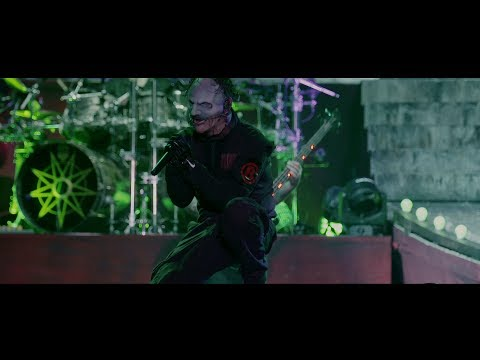 "Slipknot - ""Vermilion"" (Clip from 'Day of The Gusano')"