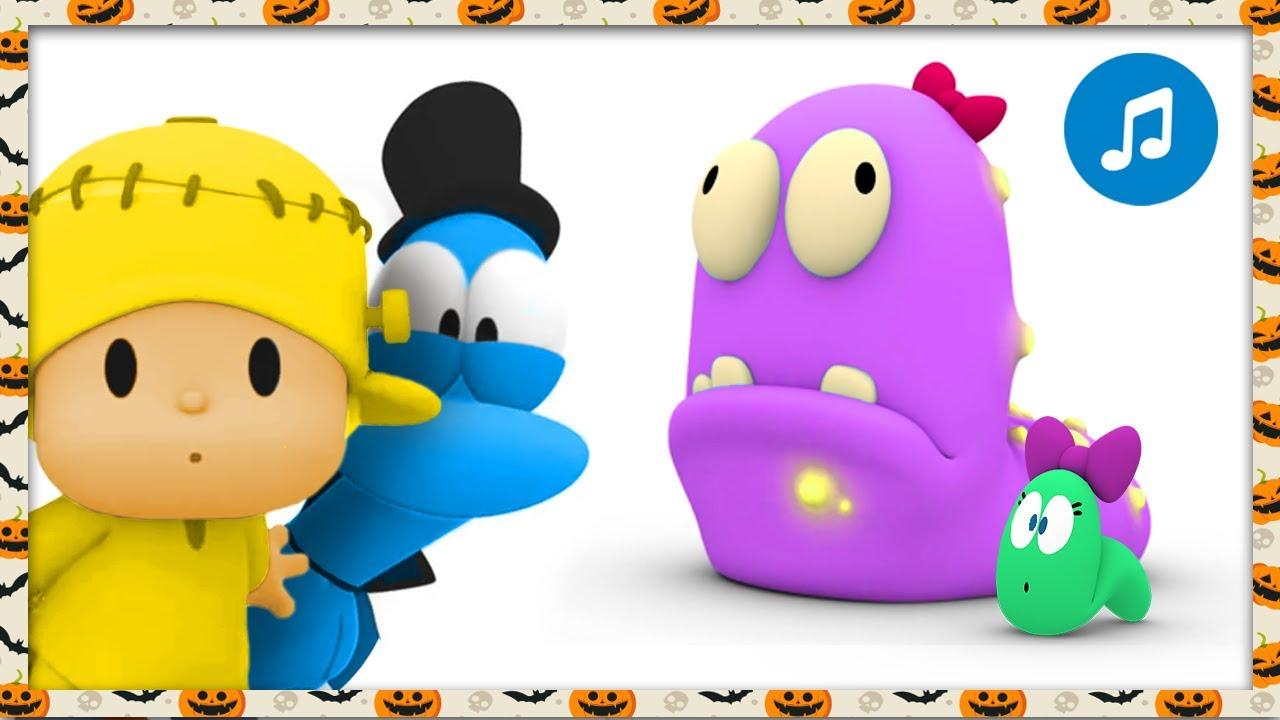 👻 MONSTRUO DE COLORES [Halloween] | Caricaturas, Dibujos Animados y Canciones Infantiles para niños