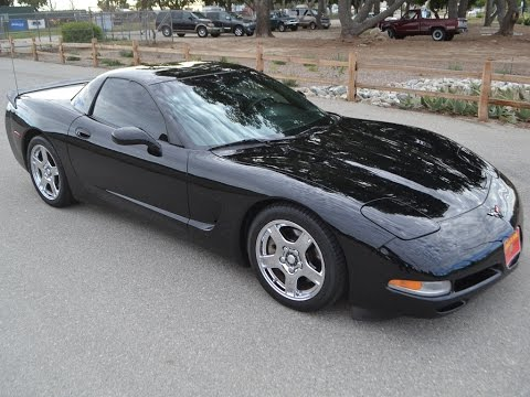1999 Corvette For Sale >> SOLD 1999 Chevrolet Corvette Fixed Roof Coupe for sale by ...