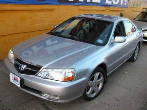2003 Acura TL 3.2L Type S - YouTube