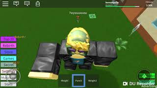 Play ML and ROBLOX