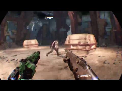 Doom VFR - The Necropolis |