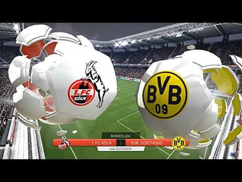 let s play fifa 14 bvb 99 borussia dortmund gegen 1 fc k ln 26 spieltag youtube. Black Bedroom Furniture Sets. Home Design Ideas
