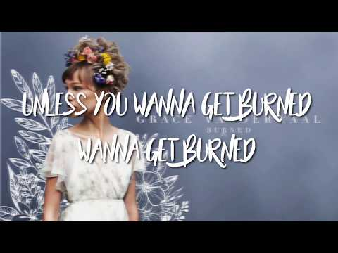 Grace VanderWaal - Burned (Quick Made Karaoke)