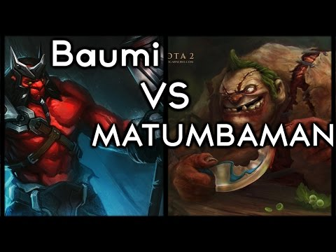 Chatting with the Pros Extra: Baumi vs MATUMBAMAN from YouTube · Duration:  10 minutes 23 seconds